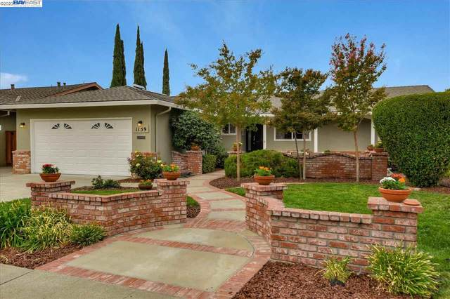 1159 Roxanne St, Livermore, CA 94550 (#BE40924599) :: The Realty Society
