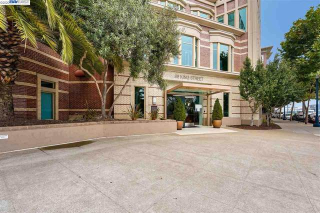 88 King St 420, San Francisco, CA 94107 (#BE40923158) :: Strock Real Estate