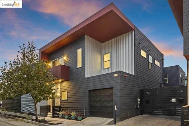 1438 Wood St, Oakland, CA 94607 (#EB40924572) :: The Realty Society
