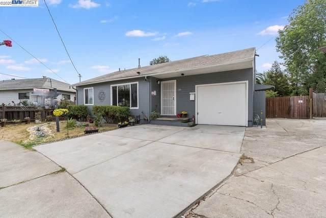 135 Hermes Ct, Hayward, CA 94544 (#BE40924714) :: The Goss Real Estate Group, Keller Williams Bay Area Estates