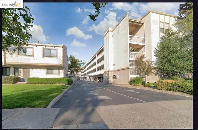 1790 Ellis St 12, Concord, CA 94520 (#EB40924718) :: Intero Real Estate