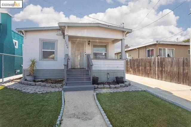 1600 71St Ave, Oakland, CA 94621 (#EB40923914) :: The Goss Real Estate Group, Keller Williams Bay Area Estates