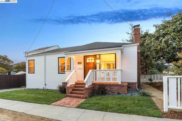 201 Ashbury Ave, El Cerrito, CA 94530 (#BE40924751) :: The Realty Society