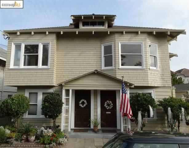 1010 Oak St, Alameda, CA 94501 (#EB40924774) :: The Kulda Real Estate Group