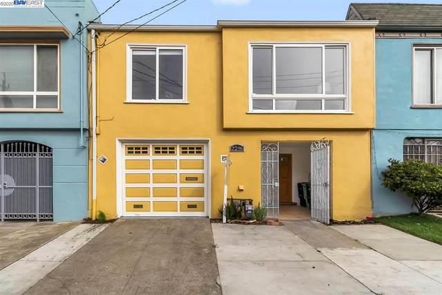 2286 46Th Ave, San Francisco, CA 94116 (#BE40924808) :: The Kulda Real Estate Group