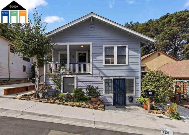 32 Atherton Ave, Crockett, CA 94525 (#MR40924815) :: The Kulda Real Estate Group