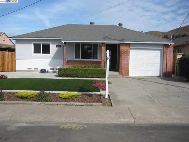 410 Revere Ave., Hayward, CA 94544 (#BE40924820) :: The Goss Real Estate Group, Keller Williams Bay Area Estates