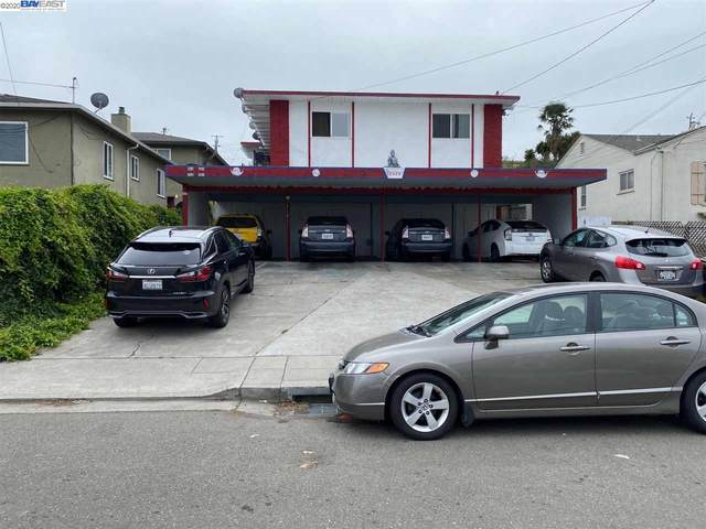 5924 Bayview Ave, Richmond, CA 94804 (#BE40924865) :: The Gilmartin Group
