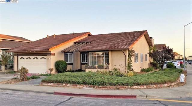 1598 Dayton Ave, San Leandro, CA 94579 (#BE40924915) :: The Realty Society