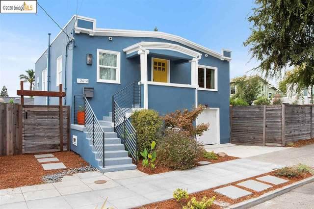 2614 Acton St, Berkeley, CA 94702 (#EB40924931) :: The Goss Real Estate Group, Keller Williams Bay Area Estates