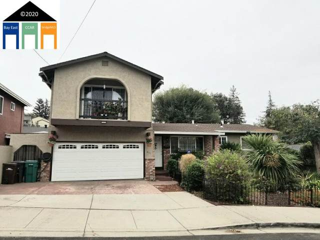 825 Douglas St, Hayward, CA 94544 (#MR40925000) :: The Realty Society