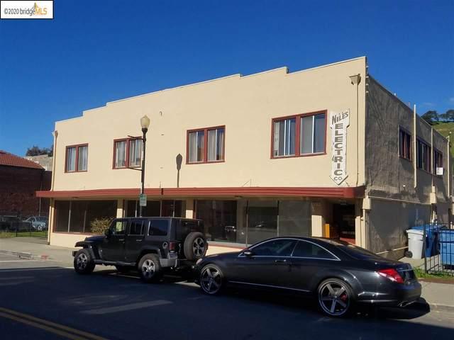 37304 Niles Blvd., Fremont, CA 94536 (#EB40925001) :: The Realty Society
