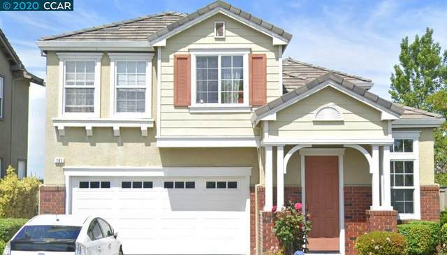 181 Copper Beech Gln, Hercules, CA 94547 (#CC40925020) :: Intero Real Estate