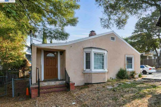 23946 2nd, Hayward, CA 94541 (#BE40925052) :: Intero Real Estate