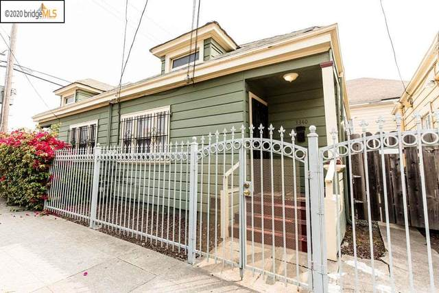3342 Magnolia St, Oakland, CA 94608 (#EB40925066) :: The Realty Society