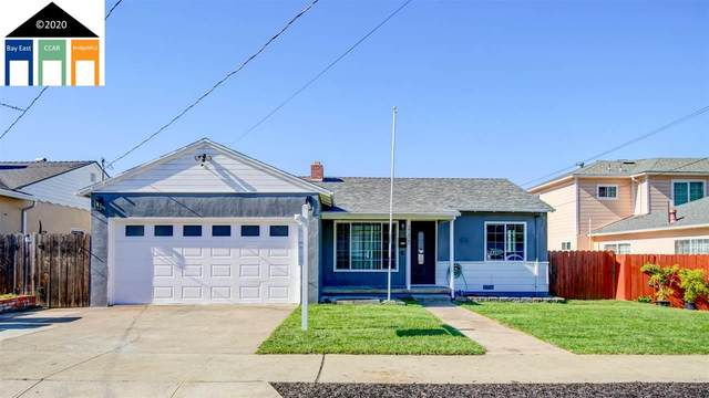 25825 Bryn Mawr Avenue, Hayward, CA 94542 (#MR40924947) :: The Realty Society