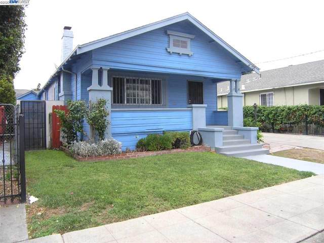 2858 E 16th Street, Oakland, CA 94601 (#BE40925091) :: RE/MAX Gold