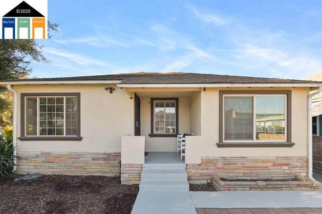10135 Pippin St, Oakland, CA 94603 (#MR40925119) :: Intero Real Estate