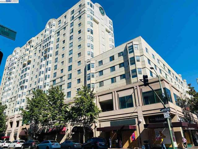 988 Franklin St 808, Oakland, CA 94607 (#BE40924681) :: The Realty Society