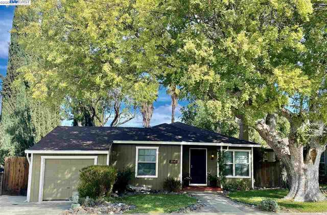 2343 Acacia Dr, Concord, CA 94520 (#BE40925136) :: Strock Real Estate