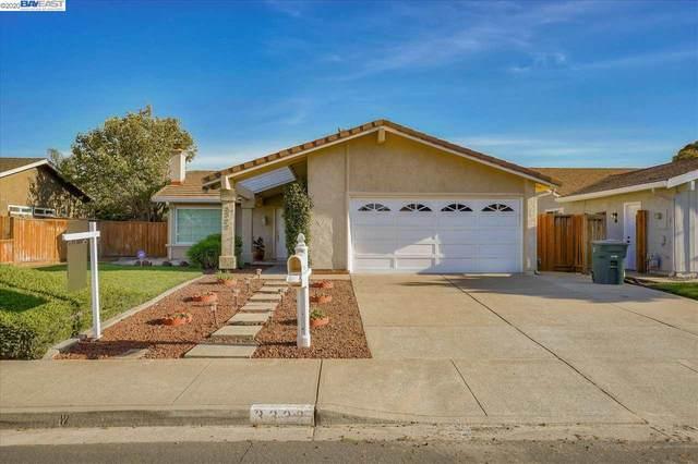 3322 San Carlos Way, Union City, CA 94587 (#BE40924139) :: The Realty Society