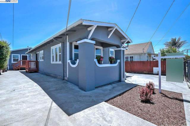 1150 87th Ave, Oakland, CA 94621 (#BE40925187) :: RE/MAX Gold
