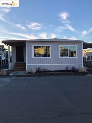3301 Buchanan #99, Antioch, CA 94509 (#EB40925212) :: The Kulda Real Estate Group