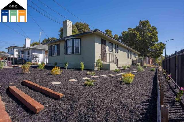 2218 83Rd Ave, Oakland, CA 94605 (#MR40925277) :: The Realty Society