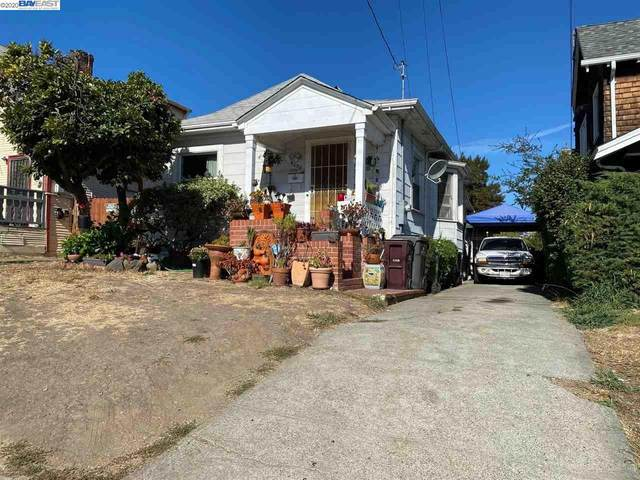 4030 Lyon Ave, Oakland, CA 94601 (#BE40925296) :: The Realty Society