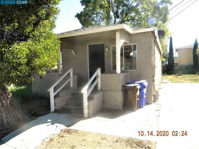 20 Sanford Ave, Richmond, CA 94801 (#CC40925309) :: The Realty Society