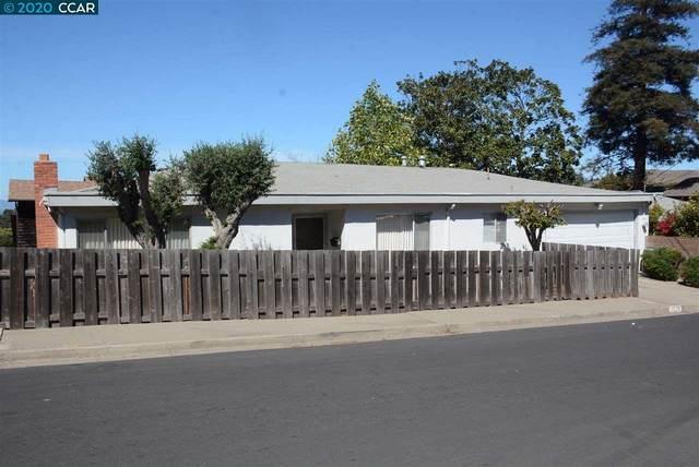1528 Scenic Avenue, Richmond, CA 94805 (#CC40925326) :: The Kulda Real Estate Group