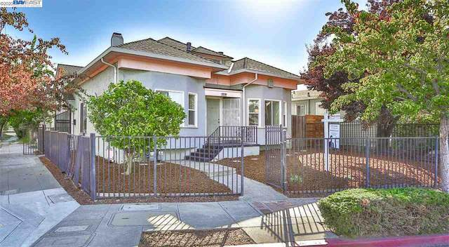 5828 Adeline St, Oakland, CA 94608 (#BE40925346) :: The Goss Real Estate Group, Keller Williams Bay Area Estates