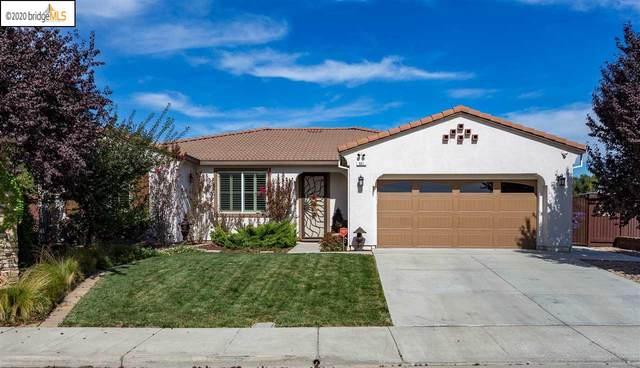 521 Caper Dr, Brentwood, CA 94513 (#EB40925388) :: The Goss Real Estate Group, Keller Williams Bay Area Estates