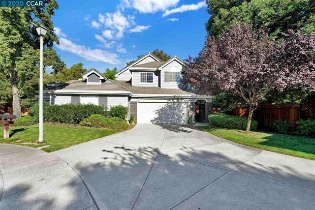 216 Round House Pl, Clayton, CA 94517 (#CC40925410) :: The Realty Society