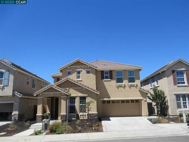 1260 Gray Hawk Ln, Suisun City, CA 94585 (#CC40925417) :: The Goss Real Estate Group, Keller Williams Bay Area Estates