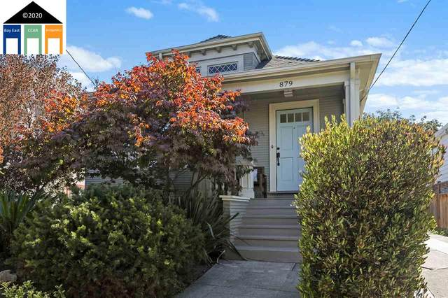 879 55th St, Oakland, CA 94608 (#MR40925421) :: The Goss Real Estate Group, Keller Williams Bay Area Estates