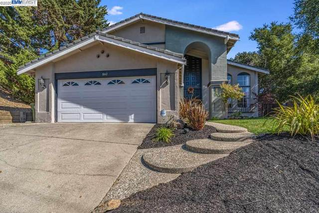 5647 Shadow Ridge Drive, Castro Valley, CA 94552 (#BE40925415) :: The Realty Society