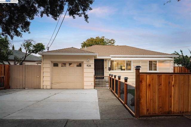 926 Douglas Drive, San Leandro, CA 94577 (#BE40925132) :: Strock Real Estate