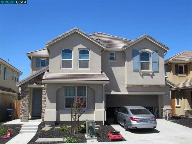 1264 Gray Hawk Ln, Suisun City, CA 94585 (#CC40925430) :: The Goss Real Estate Group, Keller Williams Bay Area Estates