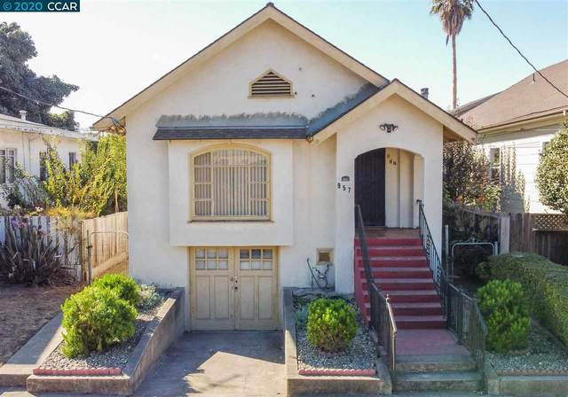 957 43rd Street, Oakland, CA 94608 (#CC40925465) :: The Gilmartin Group