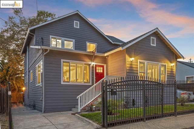2611 Frazier Ave, Oakland, CA 94605 (#EB40925481) :: The Goss Real Estate Group, Keller Williams Bay Area Estates
