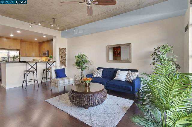 288 3rd St. 411, Oakland, CA 94607 (#CC40925480) :: Intero Real Estate