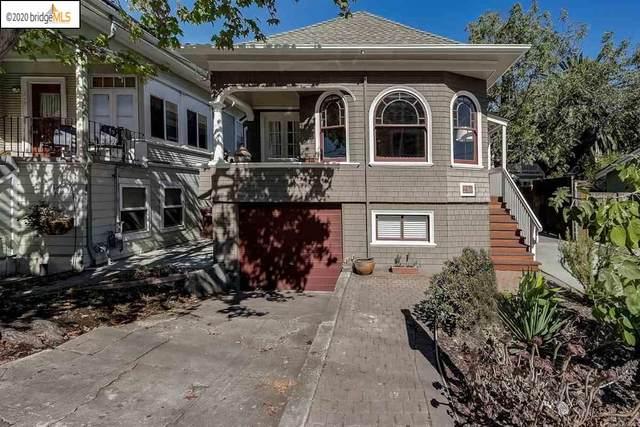236 41St St, Oakland, CA 94611 (#EB40925488) :: Intero Real Estate