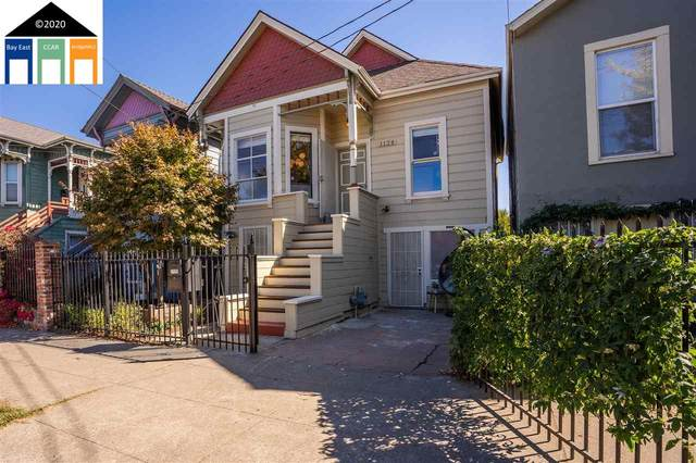 1128 Campbell St, Oakland, CA 94607 (#MR40925499) :: The Realty Society