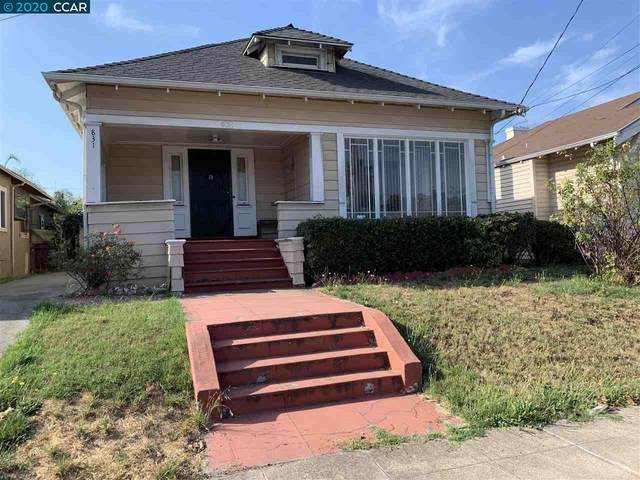 831 44th Street, Oakland, CA 94608 (#CC40925535) :: Strock Real Estate