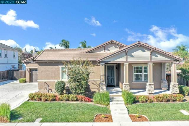 1138 Breton Dr, Brentwood, CA 94513 (#CC40925539) :: The Realty Society