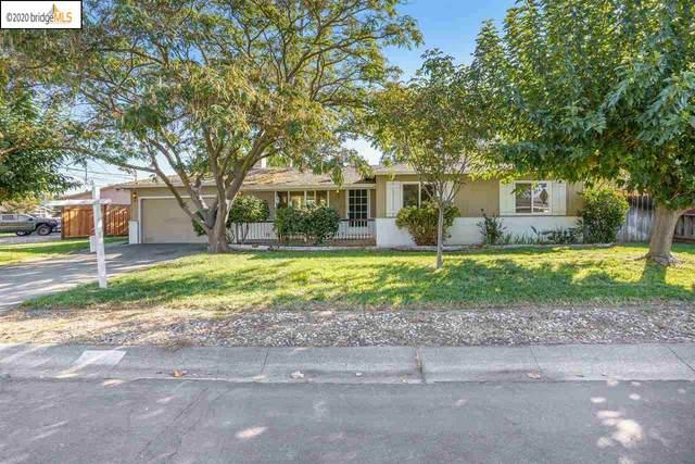 1706 Vernier Dr, Concord, CA 94519 (#EB40925548) :: Intero Real Estate