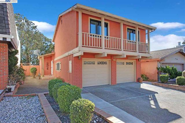 295 Dennis Dr, Daly City, CA 94015 (#BE40925561) :: The Realty Society