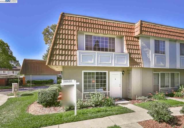 3105 Cochise Way, Pleasanton, CA 94588 (#BE40925564) :: Intero Real Estate