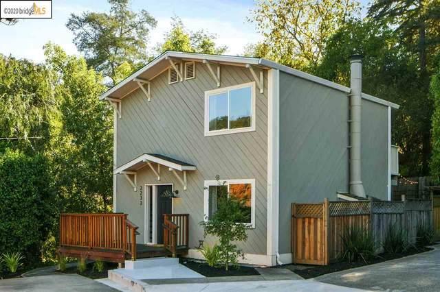 2233 Trafalgar Pl, Oakland, CA 94611 (#EB40925587) :: RE/MAX Gold